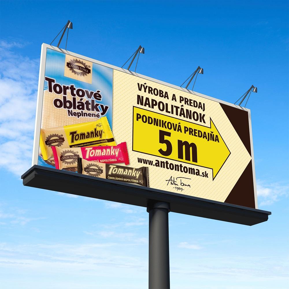 Billboard Anton Toma